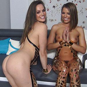 Tori Black And Adriana Chechik