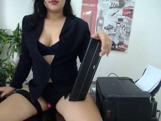 mayim-bialik security cam anal