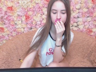 Sophienymph live cam
